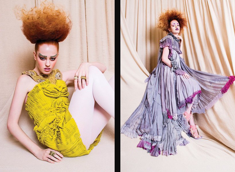Andy Dowall - hairstylist portfolio
